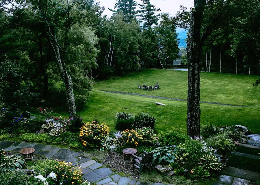 Outdoors at Deer Mountain Inn